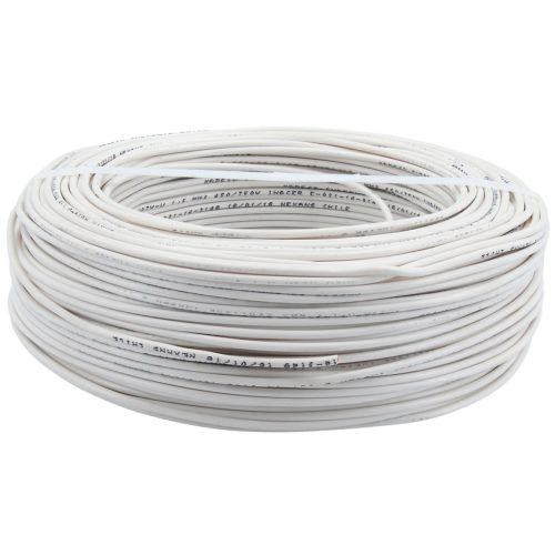 cable blanco 1.5mm
