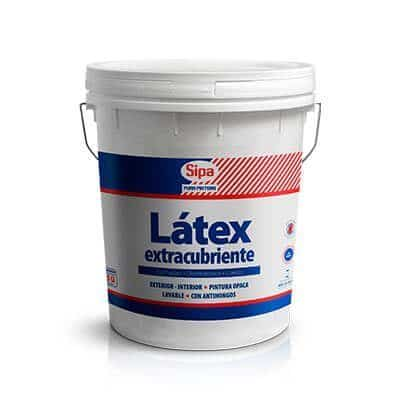 latex extracubriente